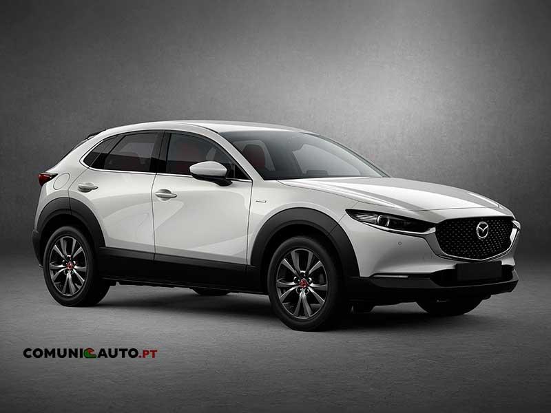 Nuevo Mazda CX 30 Comunicar