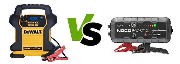 Qué es mejor un arrancador de batería de litio o de plomo